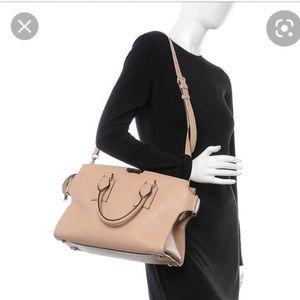 Burberry Gainsborough Leather Tote Bag Shoulder